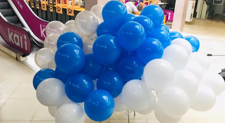 Где лучше купить воздушные шары в Киеве?