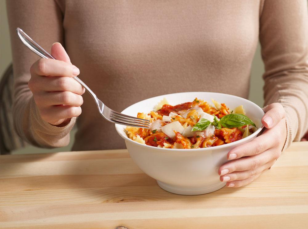 Новая диета: правило вилки