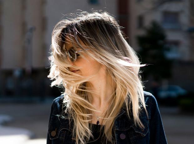 Правила ухода за окрашенными волосами