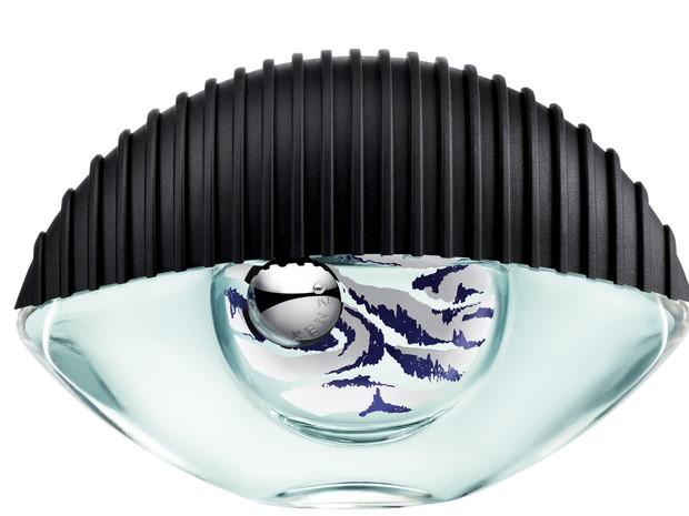 Кошачий глаз: как выглядит новый флакон аромата Kenzo World теперь
