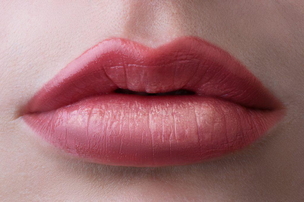 Татуаж губ: эффект