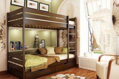 Как правильно выбрать детскую двухъярусную кровать в интернет магазине