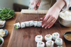 Правила приготовления суши и роллов
