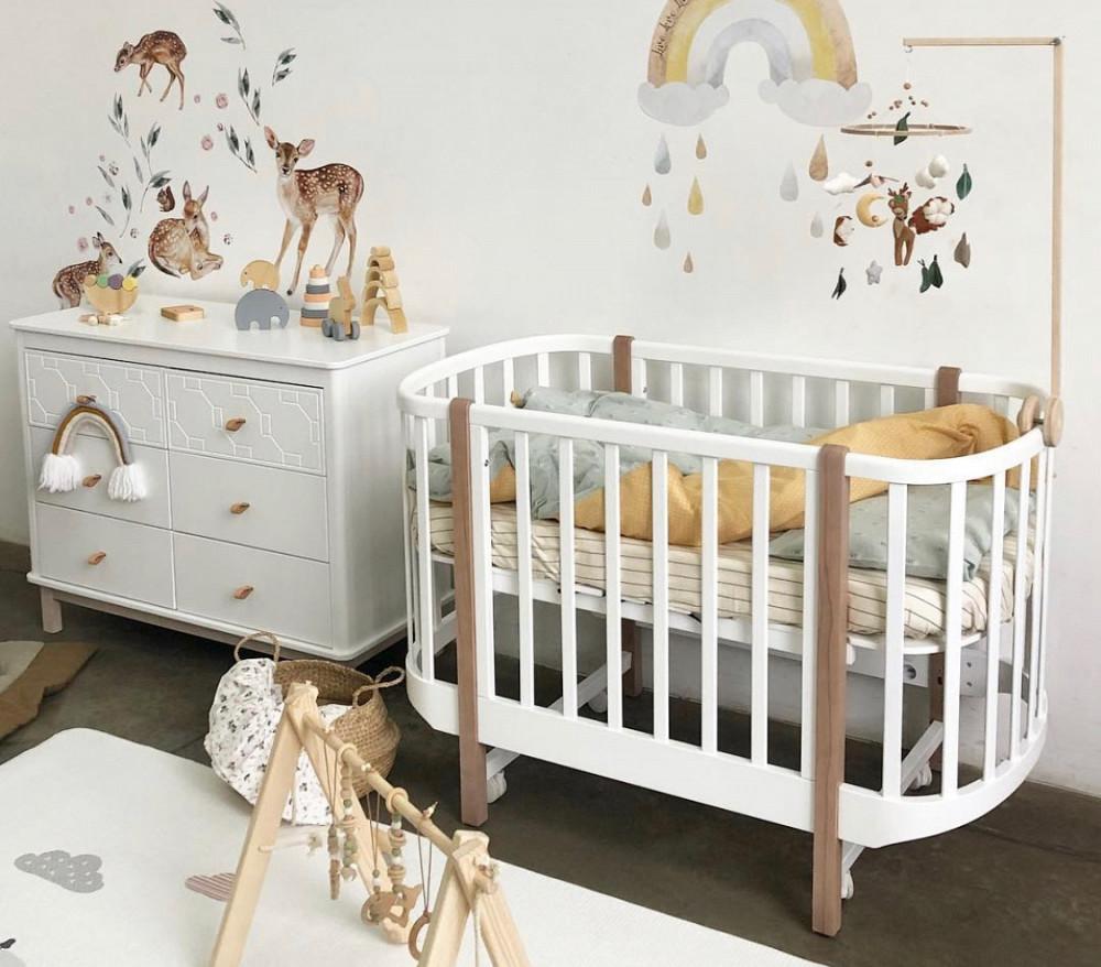 Премудрости выбора детской кроватки