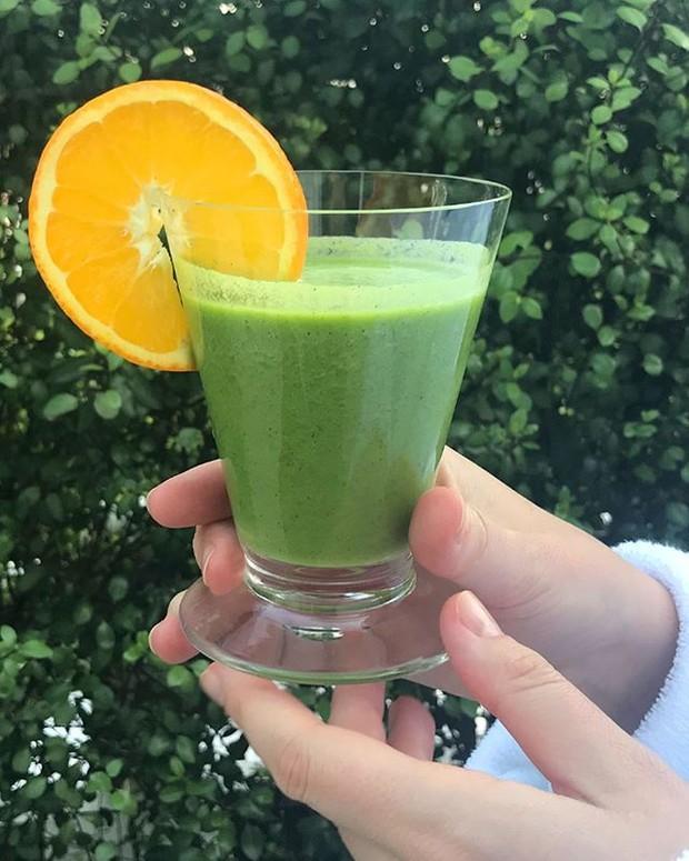 Завтрак по рецепту Миранды Керр — витаминный заряд на целый день