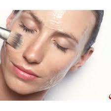 Молочный химический пилинг для лица