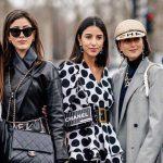 Модные мотивы осенне-зимнего сезона