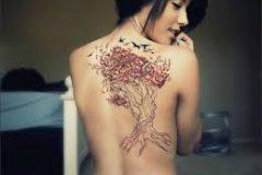 Татуировки на теле как способ самовыражения