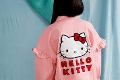 Asos создали коллекцию совместно с Hello Kitty
