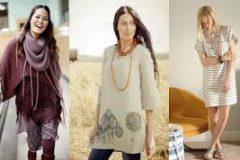 Экостиль: одеваемся и обуваемся в гармонии с природой