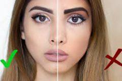 Главные ошибки в макияже