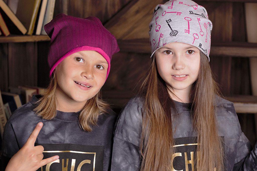 Выбираем модную шапку для девочки-подростка