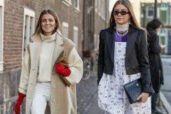 Что скандинавские модницы носят весной