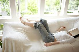 Отключение энергии: как разрешить себе лениться