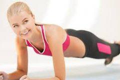 Упражнение планка: 5 ключевых позиций
