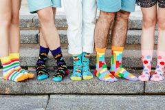 Носки в гардеробе: правила выбора и ухода
