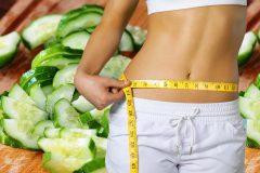 Огуречная диета до минус 10 килограмм