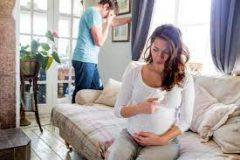 Беременность и ссоры с мужем