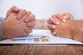 Что нужно для развода