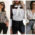 Модные блузки и рубашки: тенденции сезона