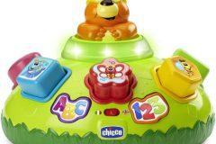 Покупка игрушек бренда Chicco