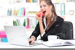Легкие способы похудеть на работе: полезные советы