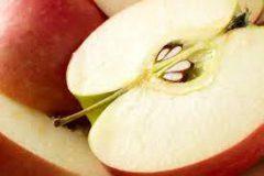 Что происходит с телом, когда вы едите яблоки?