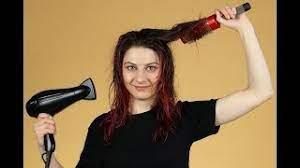 Ошибки, которые нужно избегать во время укладки волос