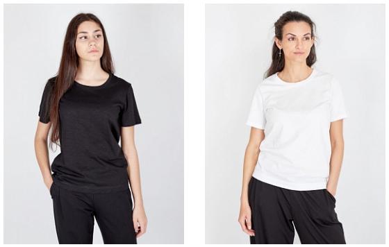 Как купить подходящую женскую футболку?
