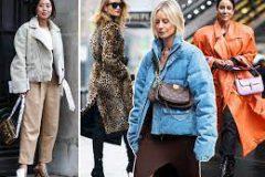 5 вариантов верхней одежды на холодную осень