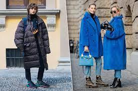 Что носить зимой?